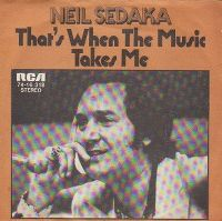 Cover Neil Sedaka - That's When The Music Takes Me