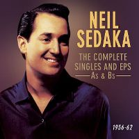 Cover Neil Sedaka - The Complete Singles And EPs