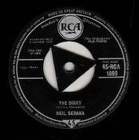 Cover Neil Sedaka - The Diary