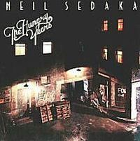 Cover Neil Sedaka - The Hungry Years