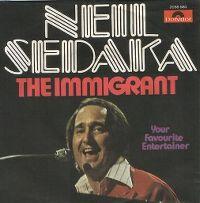 Cover Neil Sedaka - The Immigrant