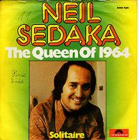 Cover Neil Sedaka - The Queen Of 1964