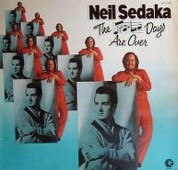 Cover Neil Sedaka - The Tra-La Days Are Over