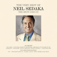 Cover Neil Sedaka - The Very Best Of - The Show Goes On