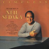 Cover Neil Sedaka - Timeless - The Very Best Of