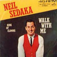 Cover Neil Sedaka - Walk With Me
