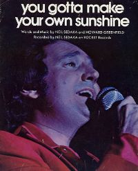 Cover Neil Sedaka - You Gotta Make Your Own Sunshine