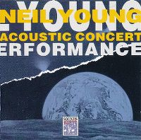 Cover Neil Young - Acoustic Concert