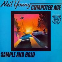 Cover Neil Young - Computer Age
