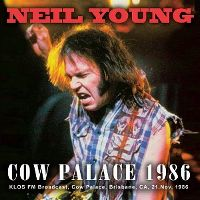Cover Neil Young - Cow Palace 1986
