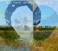 Cover Neil Young - Dreamin' Man Live '92