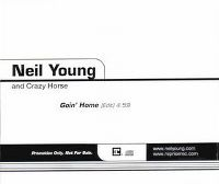 Cover Neil Young - Goin' Home