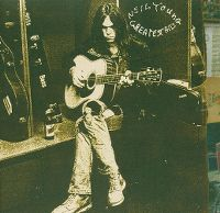 Cover Neil Young - Greatest Hits