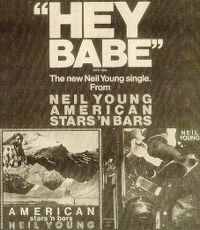Cover Neil Young - Hey Babe