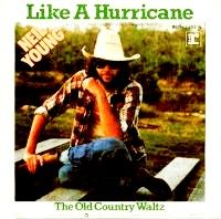 Cover Neil Young - Like A Hurricane