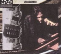 Cover Neil Young - Live At Massey Hall 1971