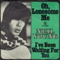 Cover Neil Young - Oh, Lonesome Me