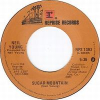 Cover Neil Young - Sugar Mountain
