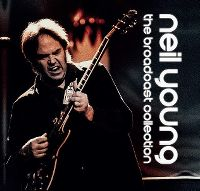 Cover Neil Young - The Broadcast Collection