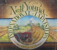 Cover Neil Young / International Harvesters - A Treasure