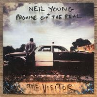 Cover Neil Young + Promise Of The Real - The Visitor