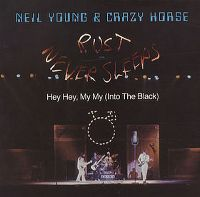 Cover Neil Young & Crazy Horse - Rust Never Sleeps