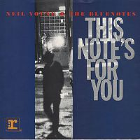 Cover Neil Young & The Bluenotes - This Note's For You