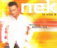 Cover Nek - La vita è