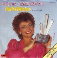 Cover Nella Martinetti - Bella musica