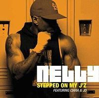 Cover Nelly feat. Jermaine Dupri + Ciara - Stepped On My J'z