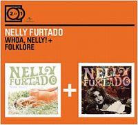 Cover Nelly Furtado - Whoa, Nelly! / Folklore