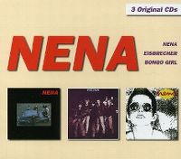 Cover Nena - 3 Original CDs - Nena / Eisbrecher / Bongo Girl