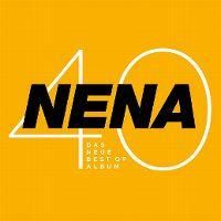 Cover Nena - 40 - Das neue Best Of Album