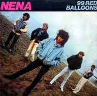 Cover Nena - 99 Red Balloons