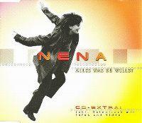 Cover Nena - Alles was du willst