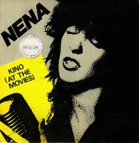 Cover Nena - At The Movies