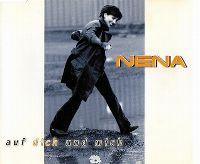 Cover Nena - Auf dich und mich