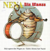 Cover Nena - Die Wanze
