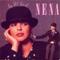 Cover Nena - Du bist überall