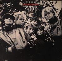 Cover Nena - Du kennst die Liebe nicht