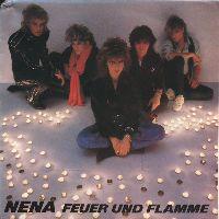 Cover Nena - Feuer und Flamme