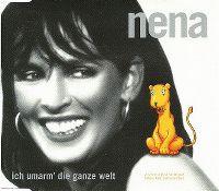 Cover Nena - Ich umarm' die ganze Welt