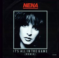 Cover Nena - It's All In The Game