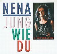 Cover Nena - Jung wie du
