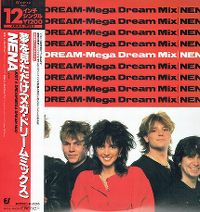 Cover Nena - Just A Dream