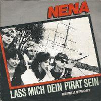 Cover Nena - Lass mich dein Pirat sein