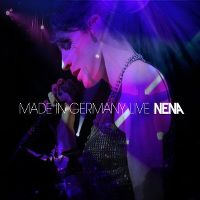 Cover Nena - Made In Germany Live