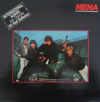 Cover Nena - Nena - International Album