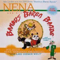 Cover Nena - Nena und die Bambus Bären Bande