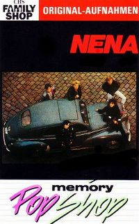 Cover Nena - Original-Aufnahmen